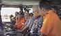 Basarnas Luncurkan Kapal di Aceh