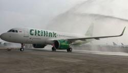 Citilink Terima Airbus A320 Neo Pertama di Indonesia