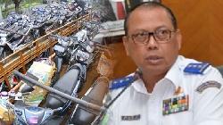Instran Dorong Pemerintah Larang Mudik Dengan Sepeda Motor