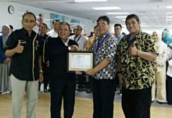 Majalah Transportasi Indonesia Apresiasi PT Elnusa Petrofin Dalam Pencapaian Zero Fatality 2017