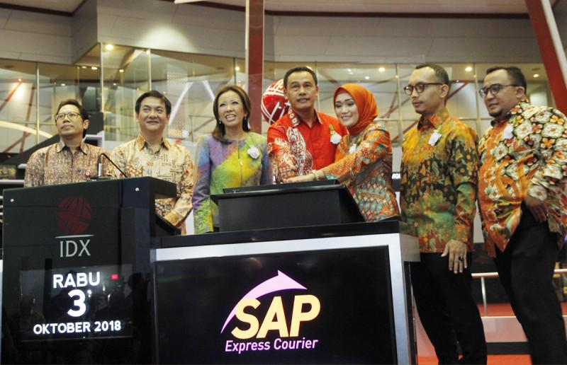 Akhirnya, SAP Express Resmi Melantai di Bursa