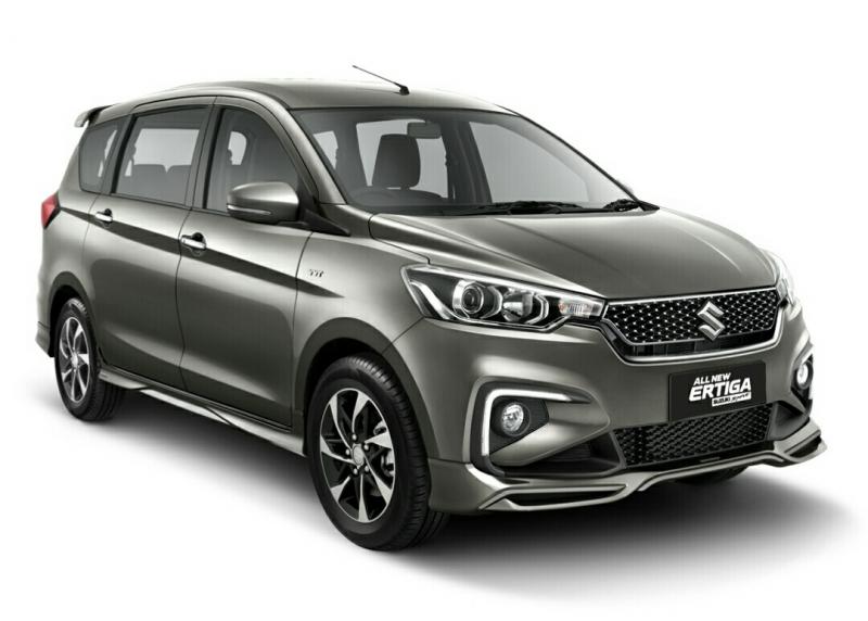 All New Ertiga Masih Jadi Produk Unggulan Ekspor Suzuki