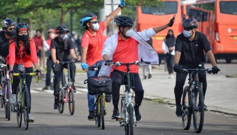 Antar Moda Yang Terintegrasi Menjadi Aspek Penting Tingkatkan Minat Masyarakat Bersepeda