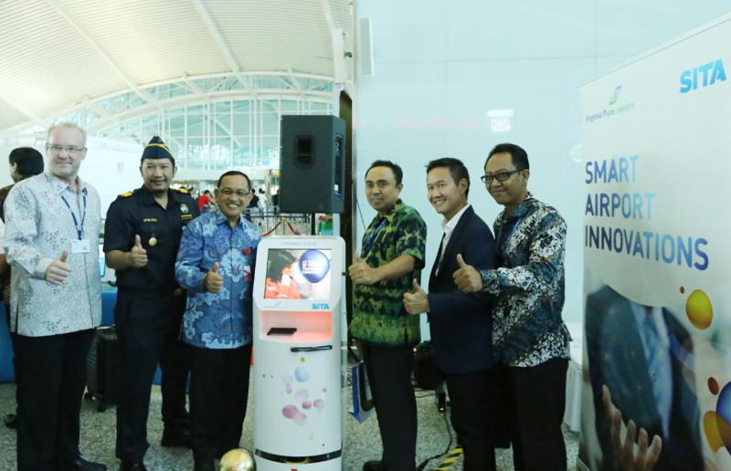 AP I Gandeng SITA Smart Airport Technologies