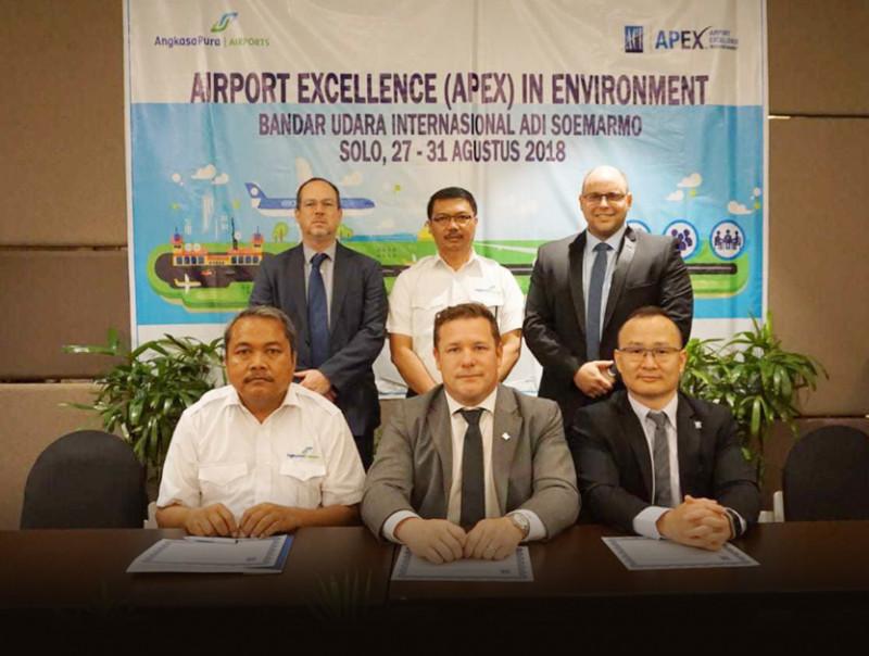AP I & ACI Gelar Program Airport Excellence In Environment Pertama di Asia-Pasifik