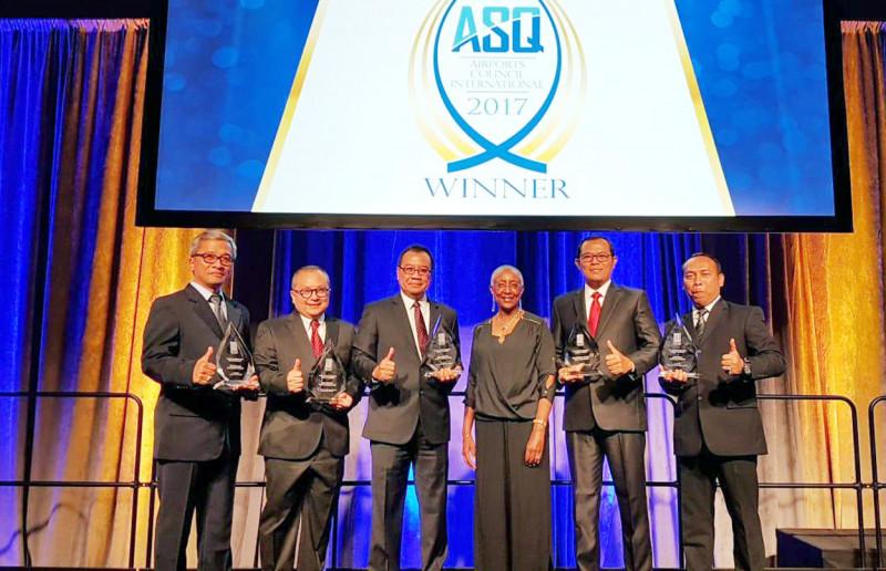 AP I Raih 5 Penghargaan Dunia di Kanada