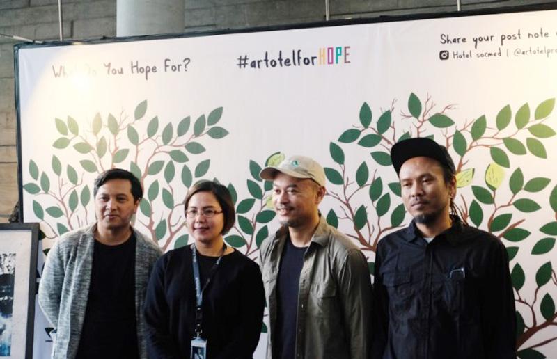 #Artotelforhope 2018 Untuk Konservasi Hutan Kalimantan
