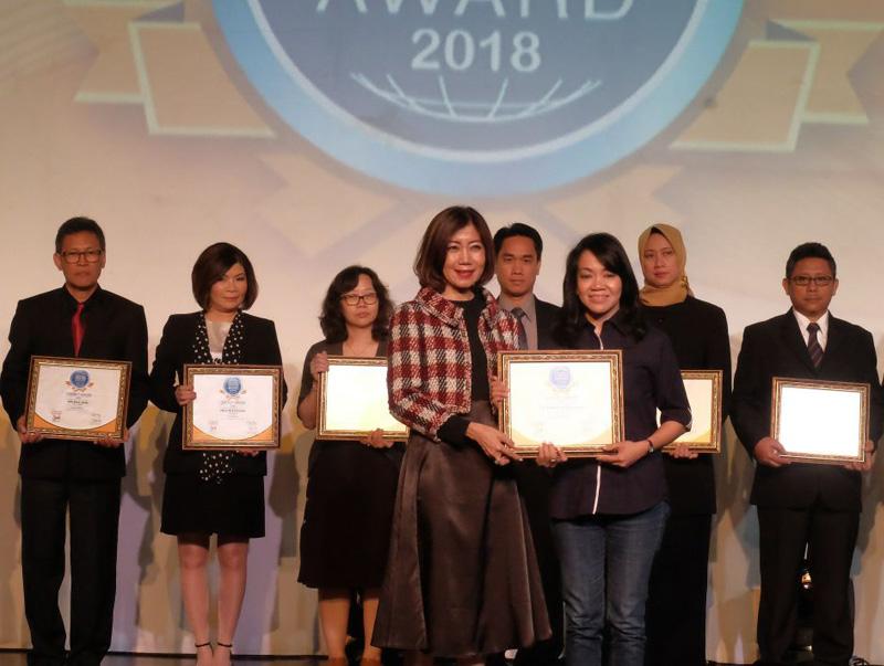 Asuransi Astra Kembali Raih Contact Center Service Excellence Award