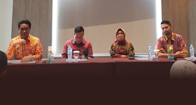 Balitbang Perhubungan Luncurkan Konferensi Riset dan Inovasi Internasional
