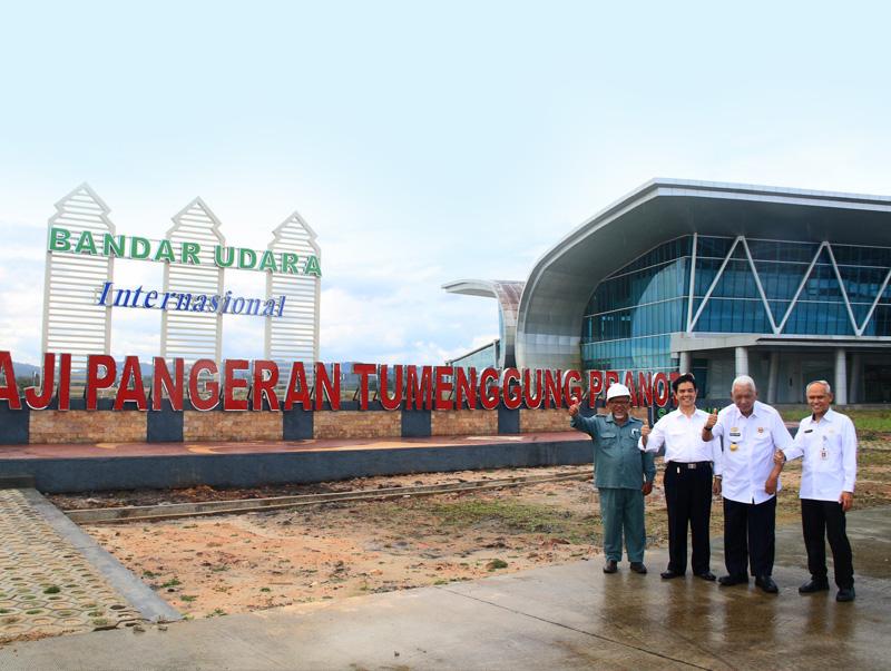 Bandara APT Pranoto Siap Gantikan Bandara Temindung