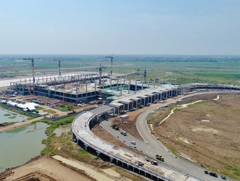 Bandara Kertajati Siap Beroperasi Penuh di Lebaran 2018