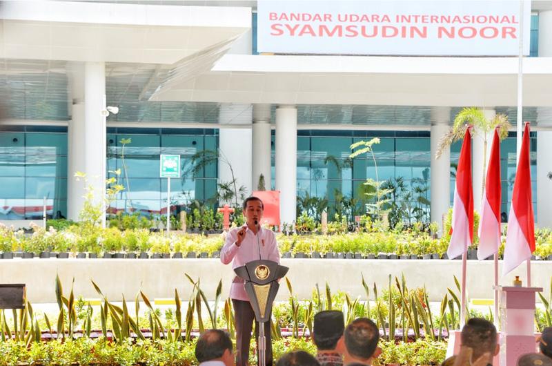 Bandara Syamsudin Noor Diharapkan Pacu Ekonomi Kalsel