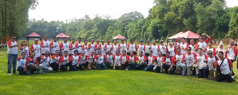 Bangun Jiwa Korsa para Ka.BPTD dan pejabat eselon 3, Dirjen Phb Darat Sertakan Latihan Menembak di Mako Brimob Kelapa.Dua