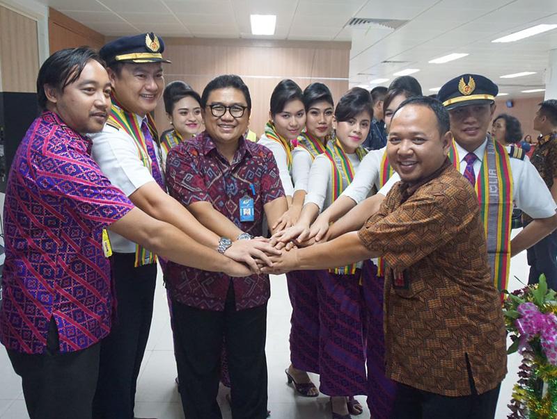 Batik Premium Gate di BIL Kian Manjakan Penumpang Batik Air