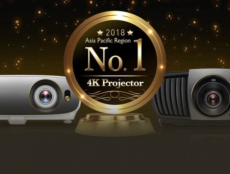 BenQ W1700 4K Raih EISA Best Buy Projector 2018 – 2019