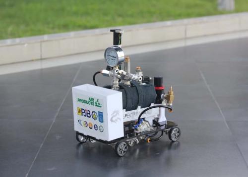 Bikin Bangga, Tim Spektronics ITS Raih Juara di Chem-E-Car Jerman