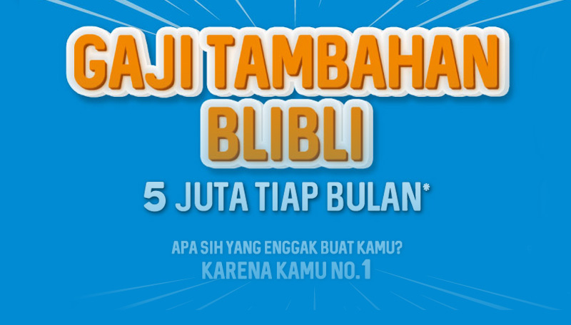 Blibli.com Kembali Gelar Program My Big Wish