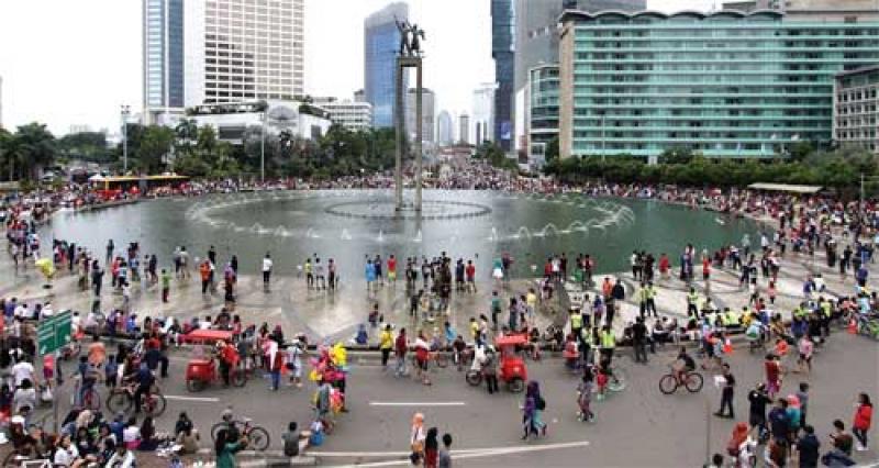 Car Free Day Jakarta Kembali Dihentikan