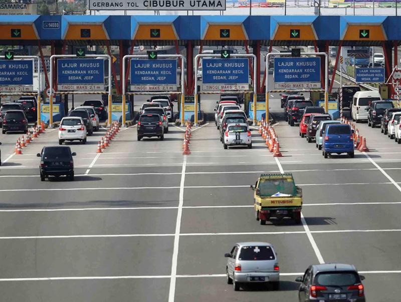 Catat, Ruas Tol Jakarta-Tangerang dan Jagorawi Akan Berlaku Ganjil Genap