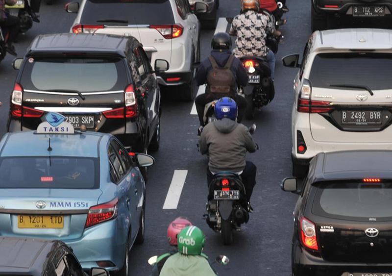 Dampak Corona, Berimbas Ke Sistem Transportasi Ibu Kota