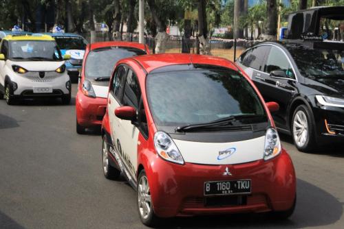 Diproyeksikan Jutaan Unit Kendaraan Listrik Siap Mengaspal di 2021