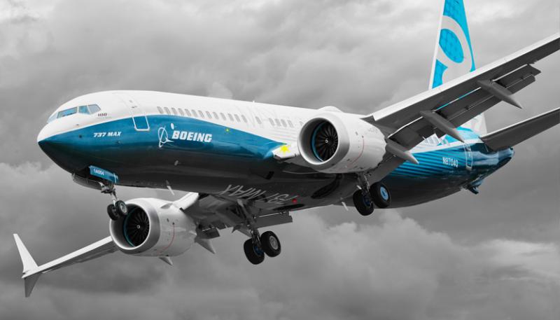 Ditjen Hubud Larang Terbang Sementara Pesawat Boeing 737 -8 Max