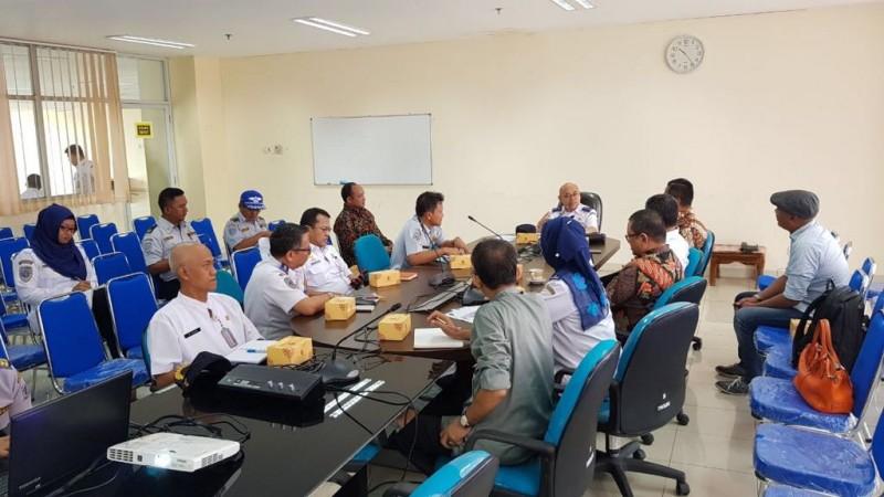 Dorong Peningkatan Pelayanan Terminal, BPTJ gelar rapat koordinasi di Terminal Pulo Gebang