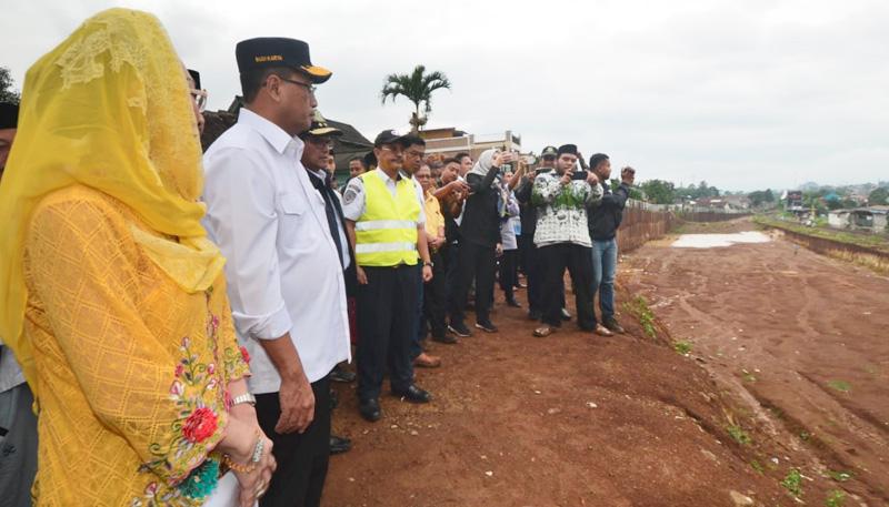 Double Track Ka Cigombong-Cicurug Selesai Akhir 2019