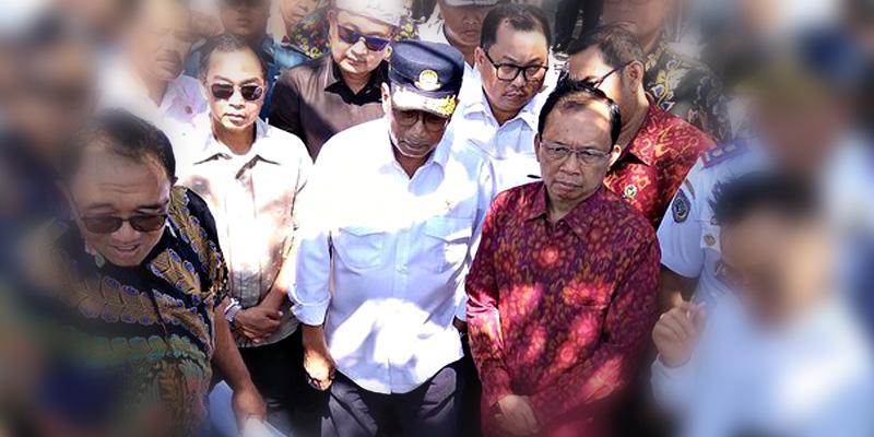 Dukung pariwisata Bali, 3 Dermaga Dibangun Februari 2020