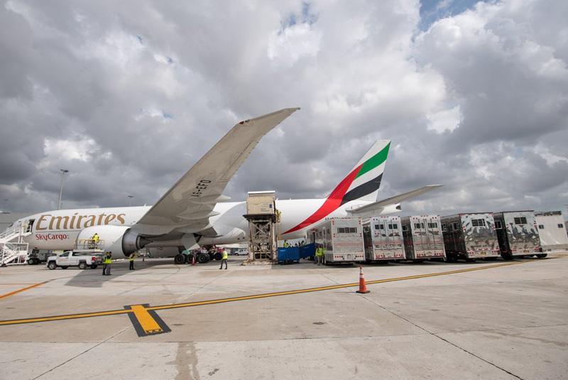 Emirates SkyCargo Perkuat Komitmen Fasilitasi Pengiriman Barang Secara Global