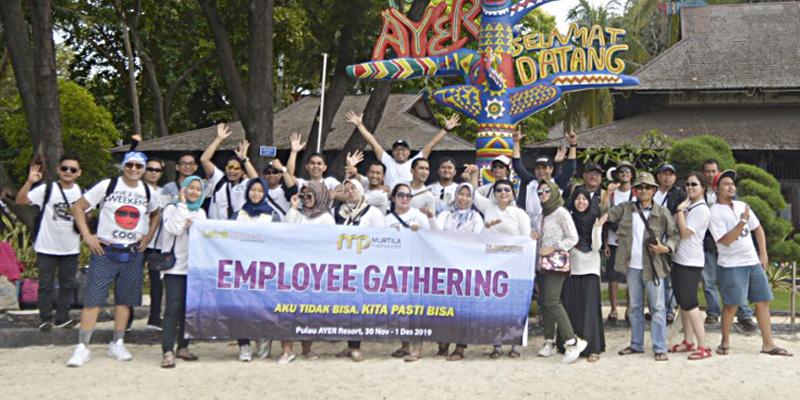 Family Gathering Tim Majalah Transportasi Indonesia Membangun Sinergitas