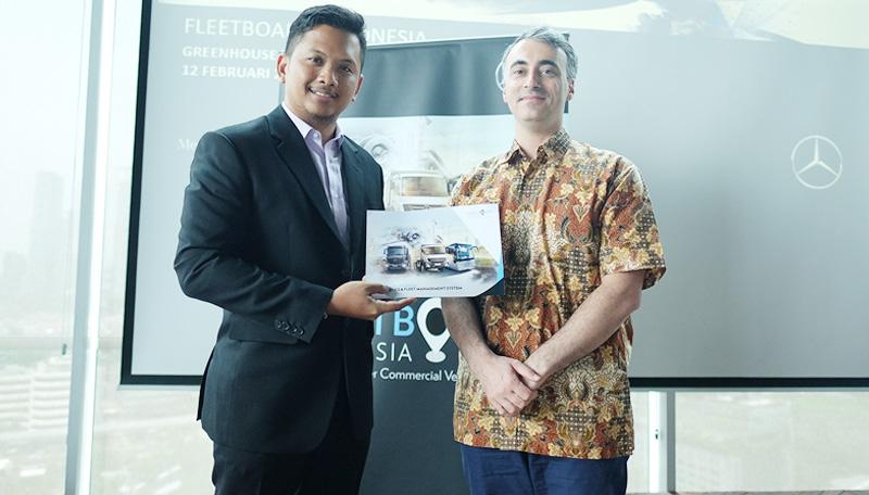 FleetBoard Indonesia, Platform Sistem Pengelolaan Armada Kendaraan Niaga dari DCVI