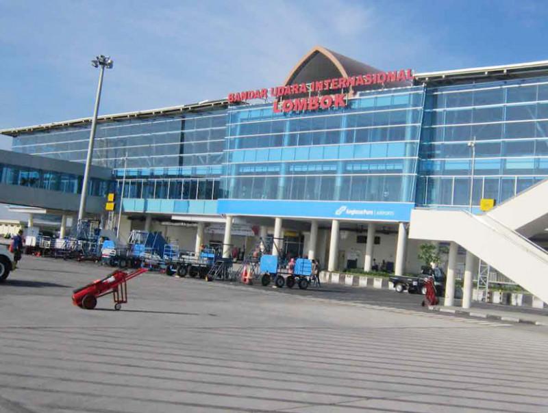 Gempa NTB, Bandara Lombok Praya Beroperasi 24 Jam