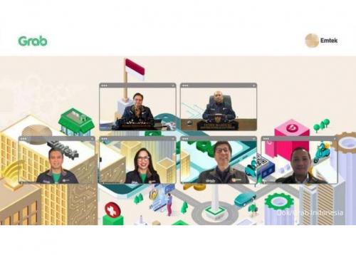 Grab dan Emtek Group Jalin Kolaborasi Strategis