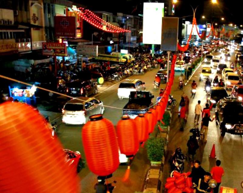 Grand Mercure Jakarta Harmoni Hadirkan  Chinese New Year Dinner Celebration