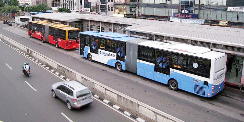 Hanya 30 Persen Pengguna Transportasi Umum di Jabodetabek