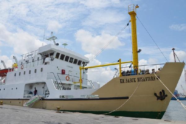 Hore, Pemerintah Rilis Kapal Dari Dan Menuju Pulau Seribu