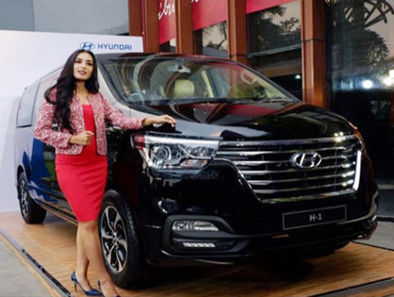 Hyundai Kenalkan New H-1 2018 dengan Beragam Pembaruan