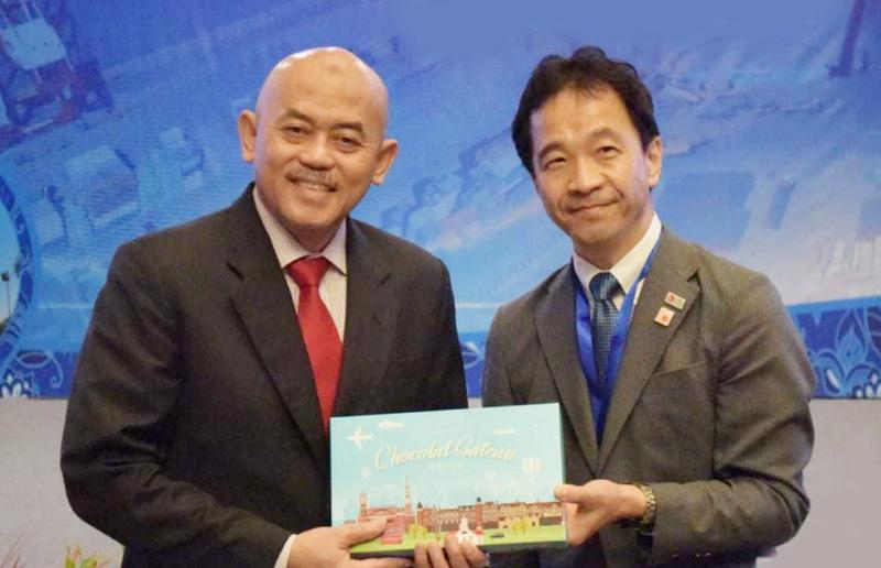 Indonesia dan Jepang Tingkatkan Program Kerjasama di Bandara