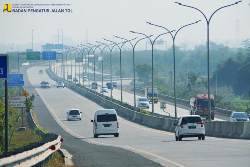 Infrastruktur Jalan Tol di Indonesia Siap Sambut Libur Nataru 2021