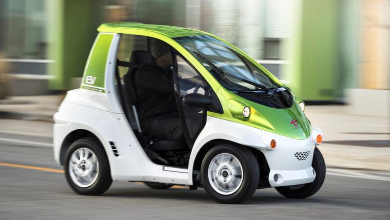 Ini Dia Toyota Coms, Mobil Listrik untuk EV Ecotourism Bali