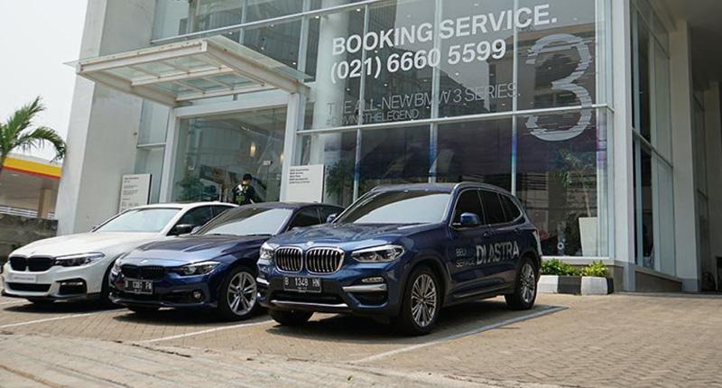 Intip Empat Layanan Baru BMW Astra Untuk Manjakan Pelanggan