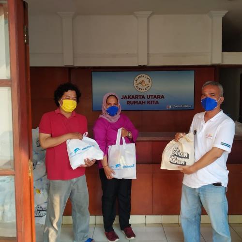 IPC Terminal Petikemas Dorong Percepatan Vaksinasi Covid-19