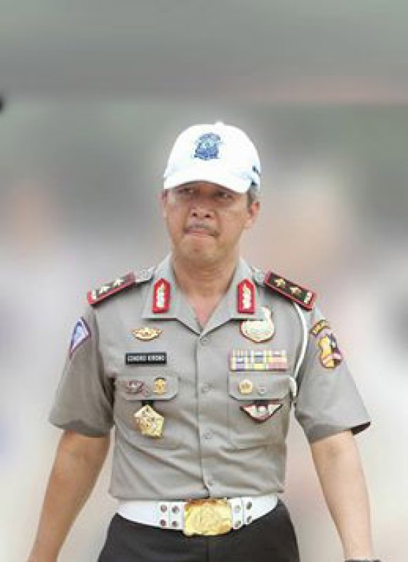 Irjen Pol Drs Condro Kirono Berpeluang Menjadi Kapolri