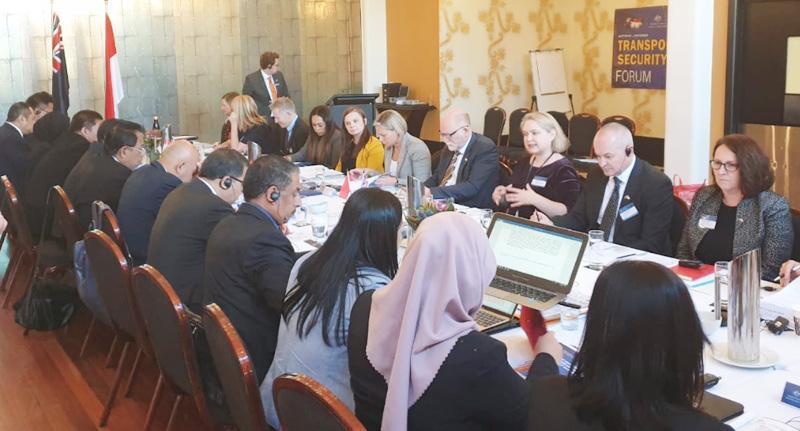 Isu Keamanan Laut dan Pelabuhan Jadi Topik Bahasan Utama di Sektor Maritim