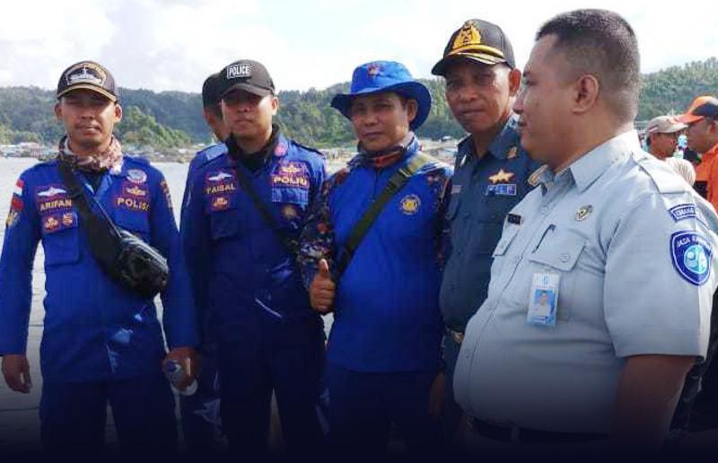 Jasa Raharja Menjamin Korban Terbakarnya Kapal Km Fungka Permata V