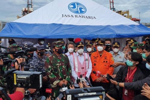 Jasa Raharja Siaga dan Proaktif Pendataan Korban Sriwijaya Air