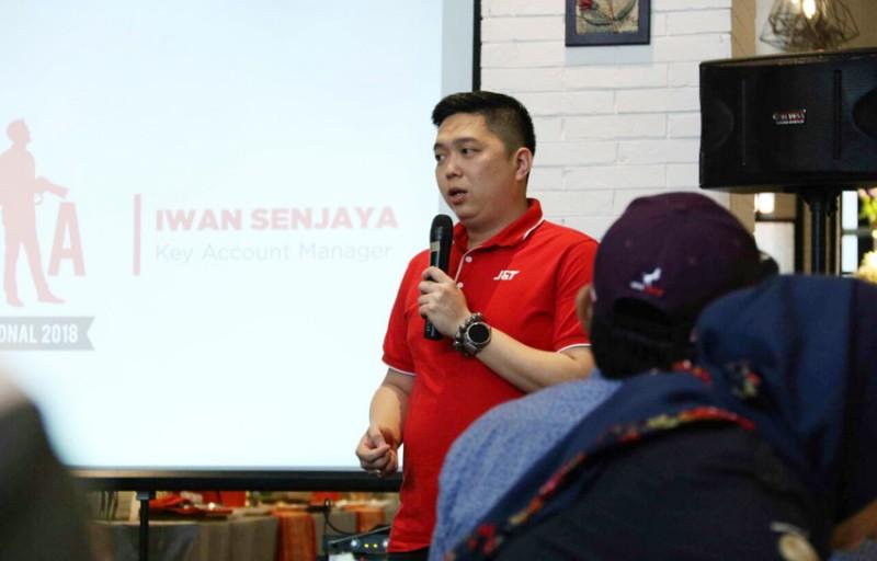 J&T Express Fokus Garap Ceruk Pasar E-Commerce Domestik dan Regional