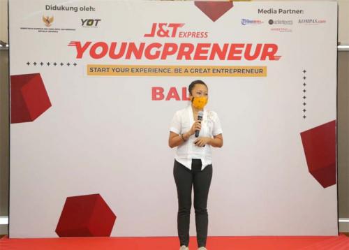 J&T Youngpreneur, Langkah J&T Express Tingkatkan Motivasi Bisnis Mahasiswa
