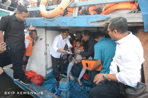 Kemenhub Berikan Diklat dan Sertifikasi Kapal Keselamatan Pelayaran